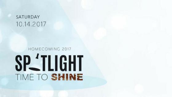 HomeComing Spotlight Header Image